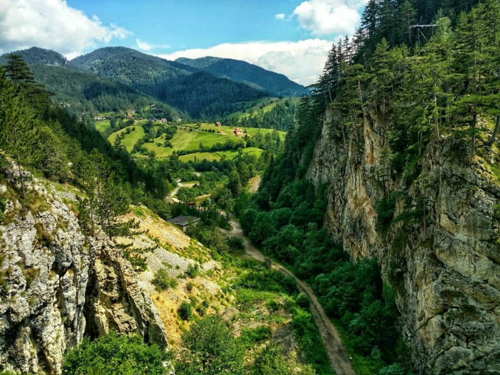 Spajici viewpoint | Tara trekking in Tara National Park, Servië