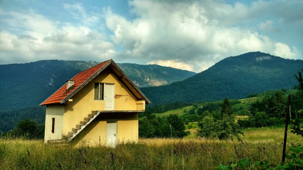 Huisje in het park | Tara Nationaal Park in Servië