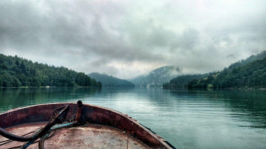 Met de boot naar de overkant