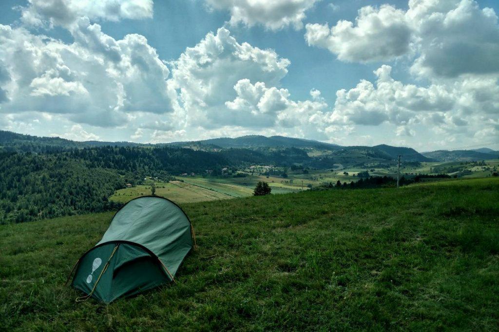 Kamperen op camping Luković