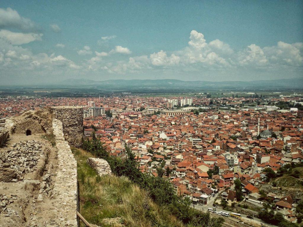 View on Prizren