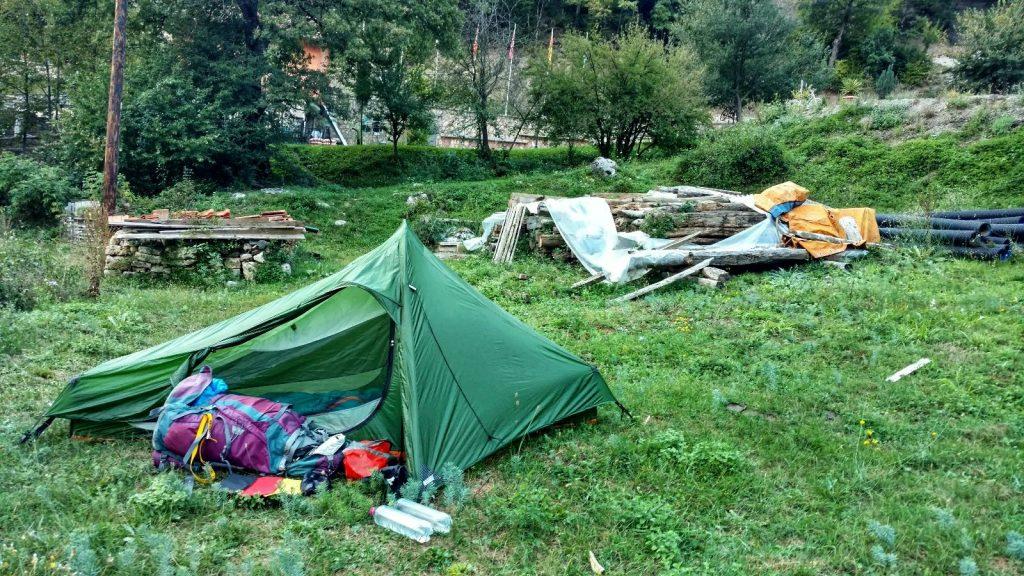 Nigor PioPio Solo tent