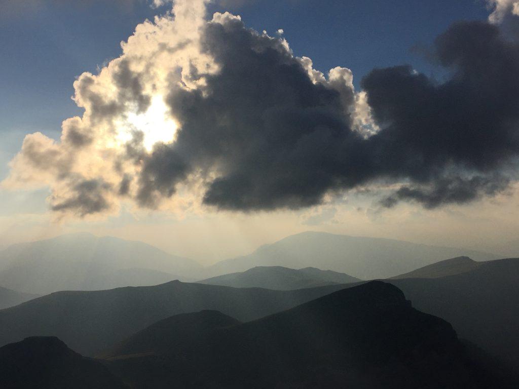 Cloud art | Sharr Mountain