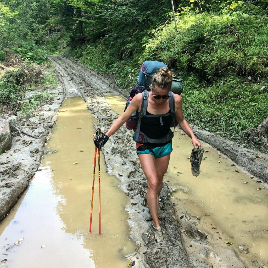 Explore Sharr Mountain - muddpath