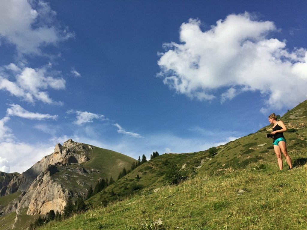 Plat peak, Sharr Mountain