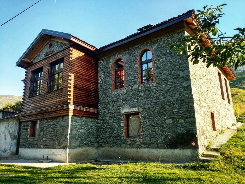 Planinarski dom Ljuboten | Via Dinarica Noord Macedonië