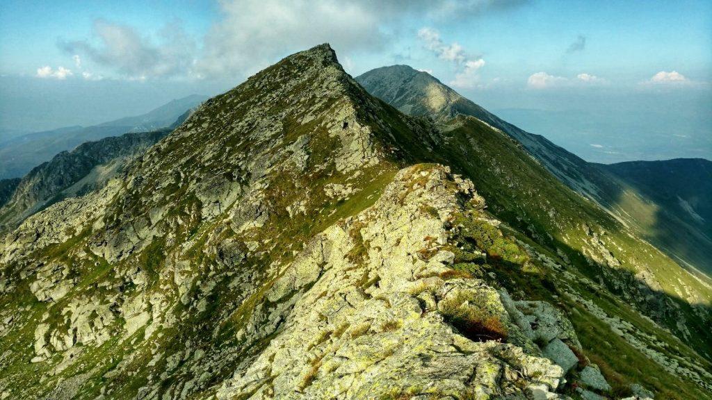 Spot the dot, Macedonian mountains
