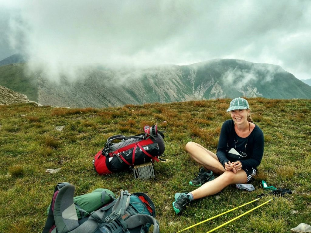 No blisters wanted | Sharr Mountain, North Macedonia