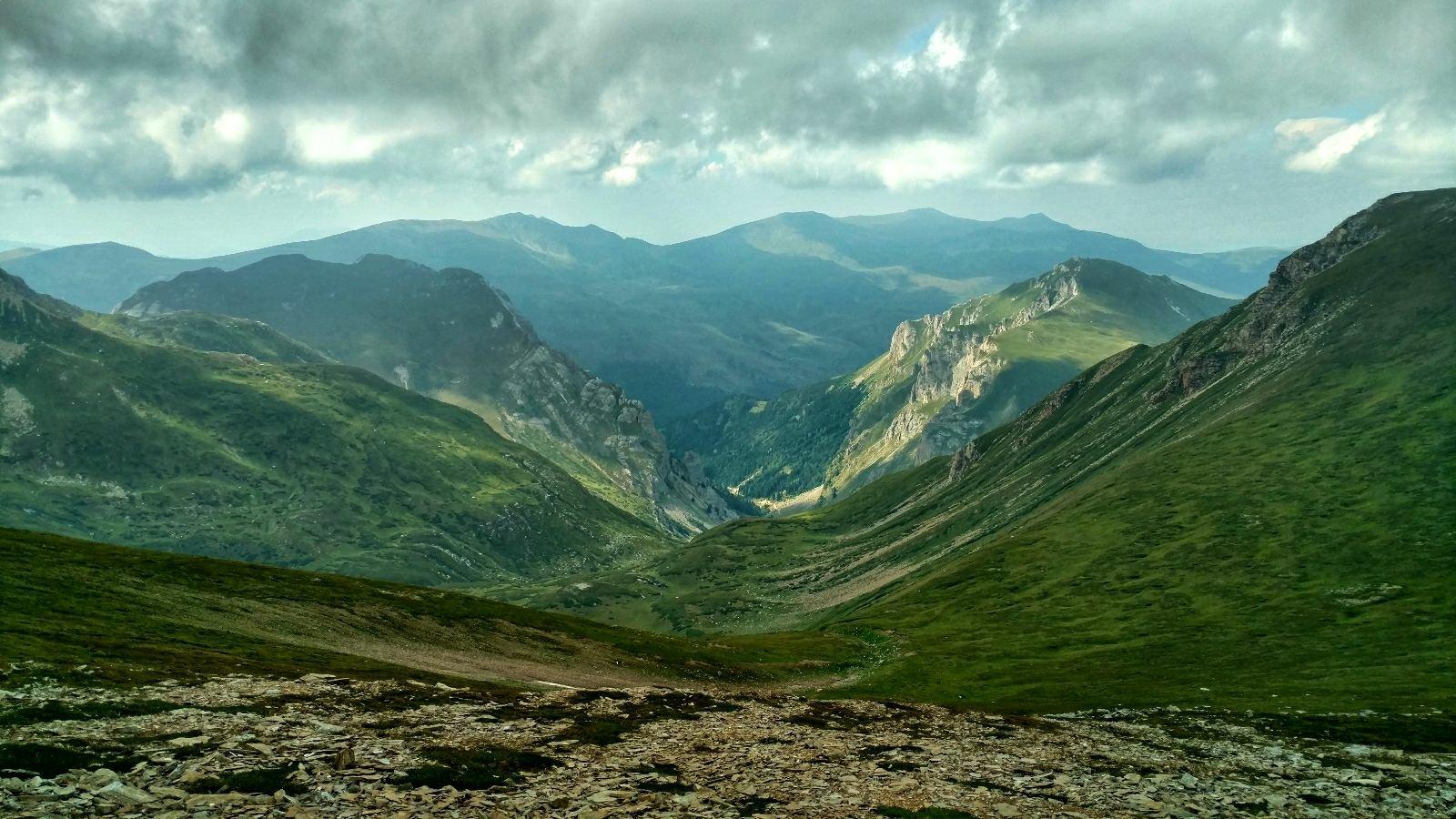 Pauza, Hiking Shar Mountain