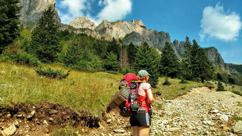 Lovely Leshnica, Sharr Mountain