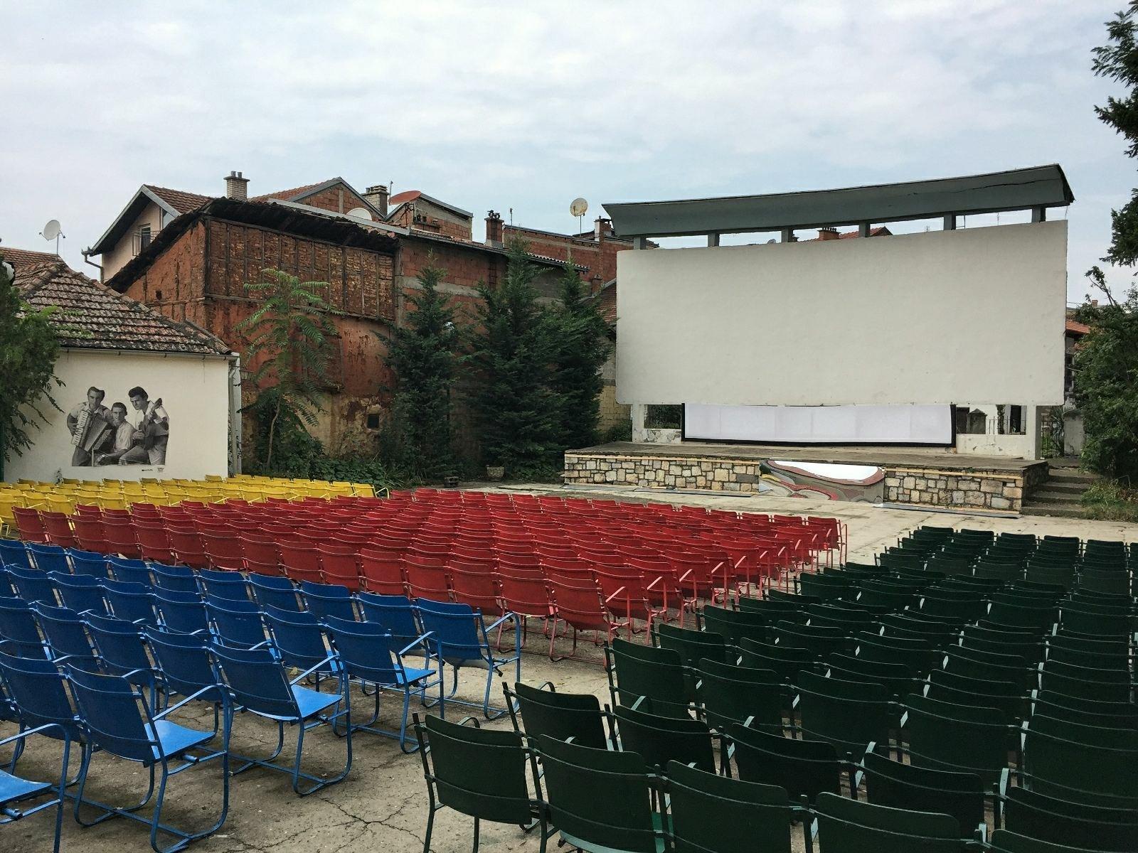 Sightseeing Prizren | Film theatre