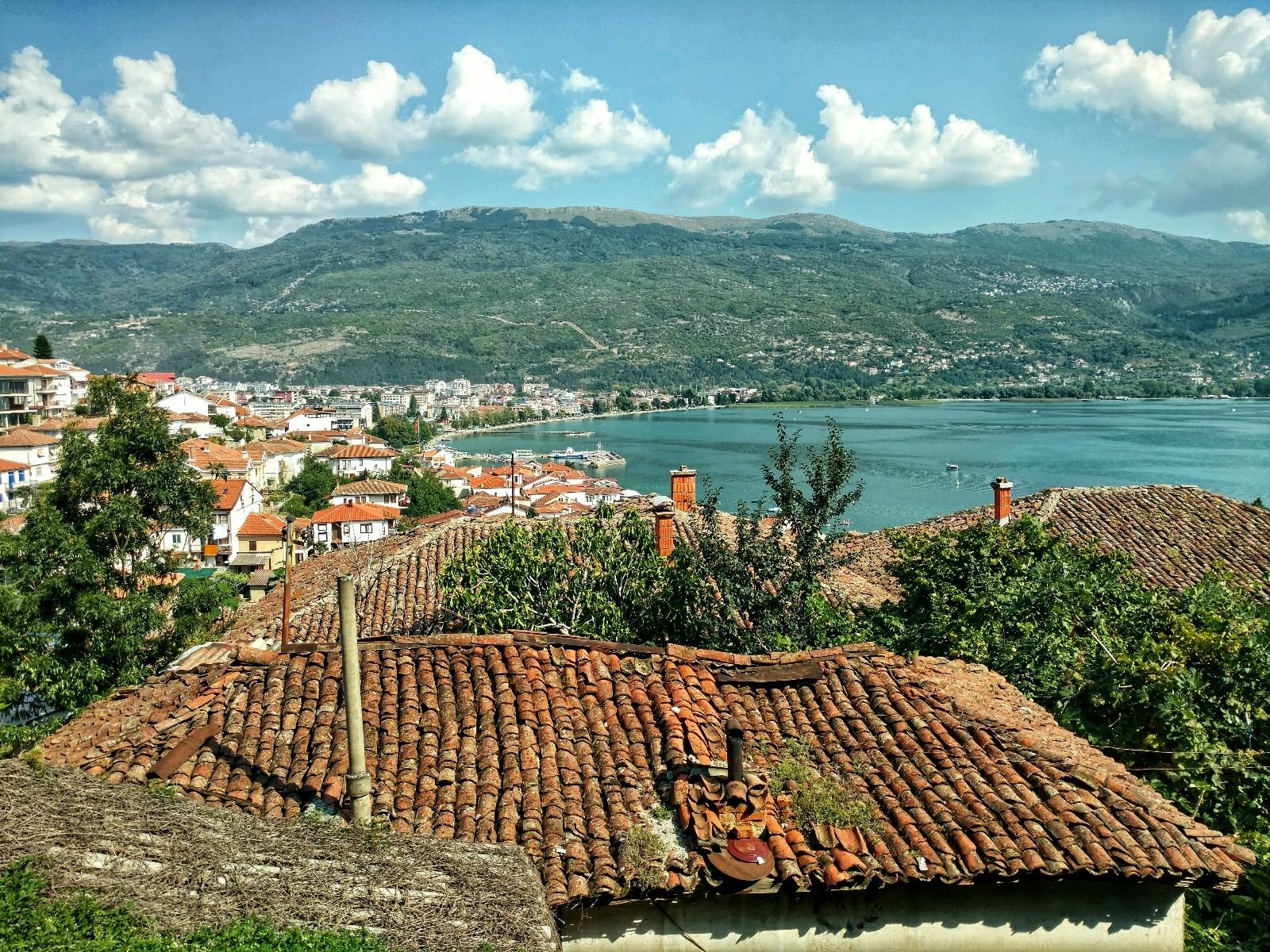 Sightseeing Ohrid | Old town