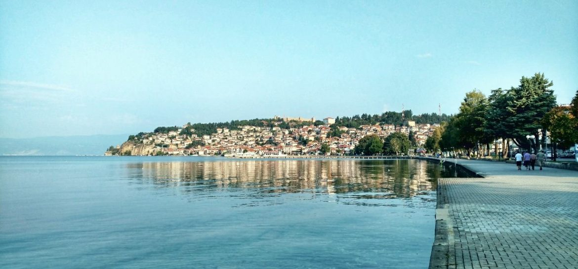 Sightseeing Ohrid | Early morning