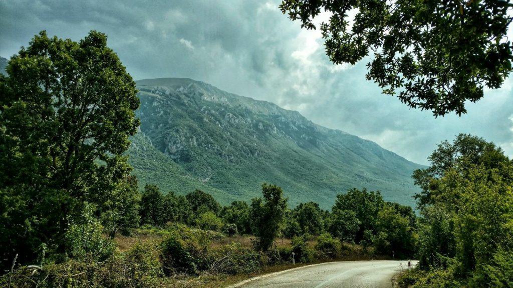 Sightseeing Ohrid | Road walk
