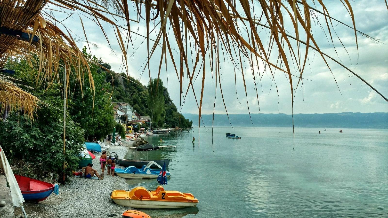 Sightseeing Ohrid | Trpejca
