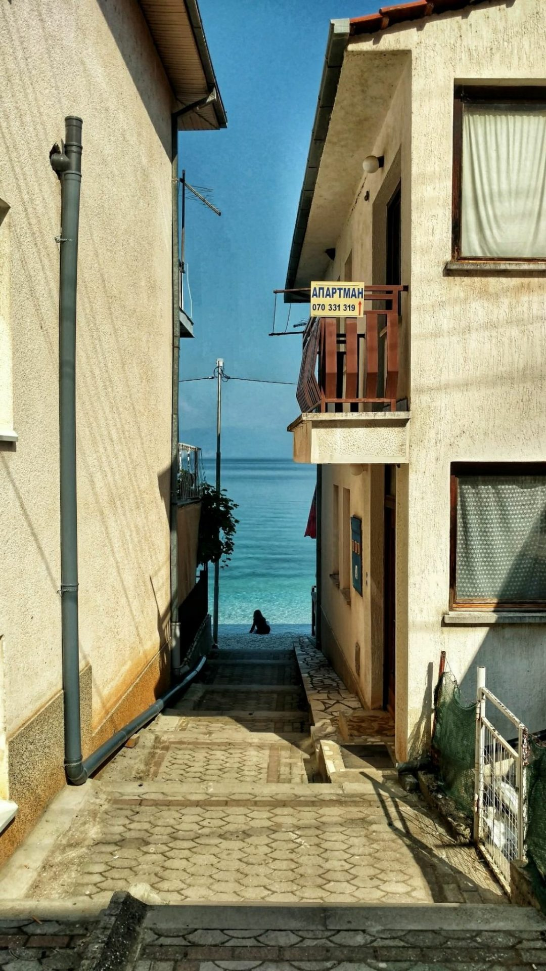 Sightseeing Ohrid | Trpejca street