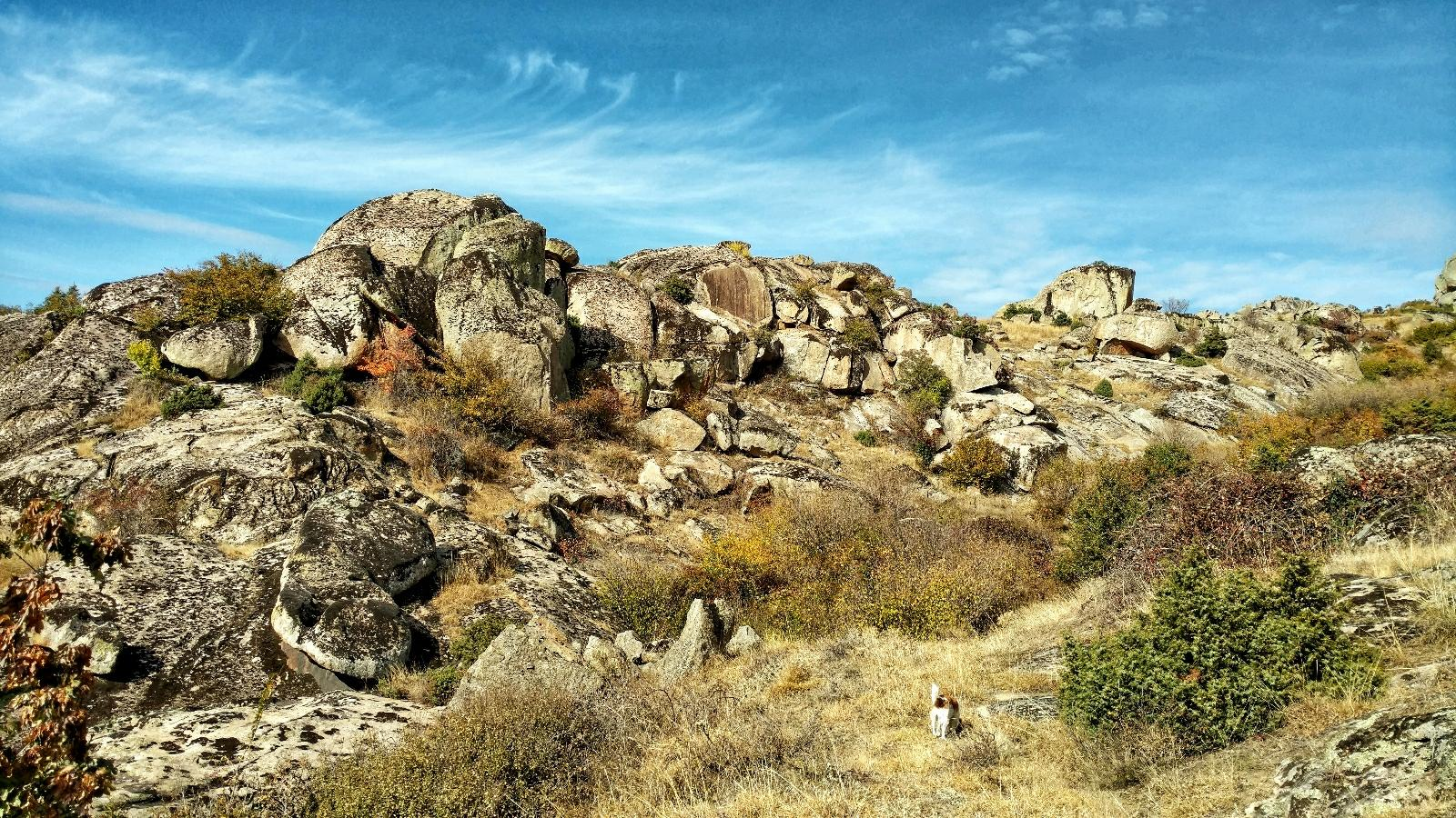 BLOG | Bouldering in Prilep, North Macedonia