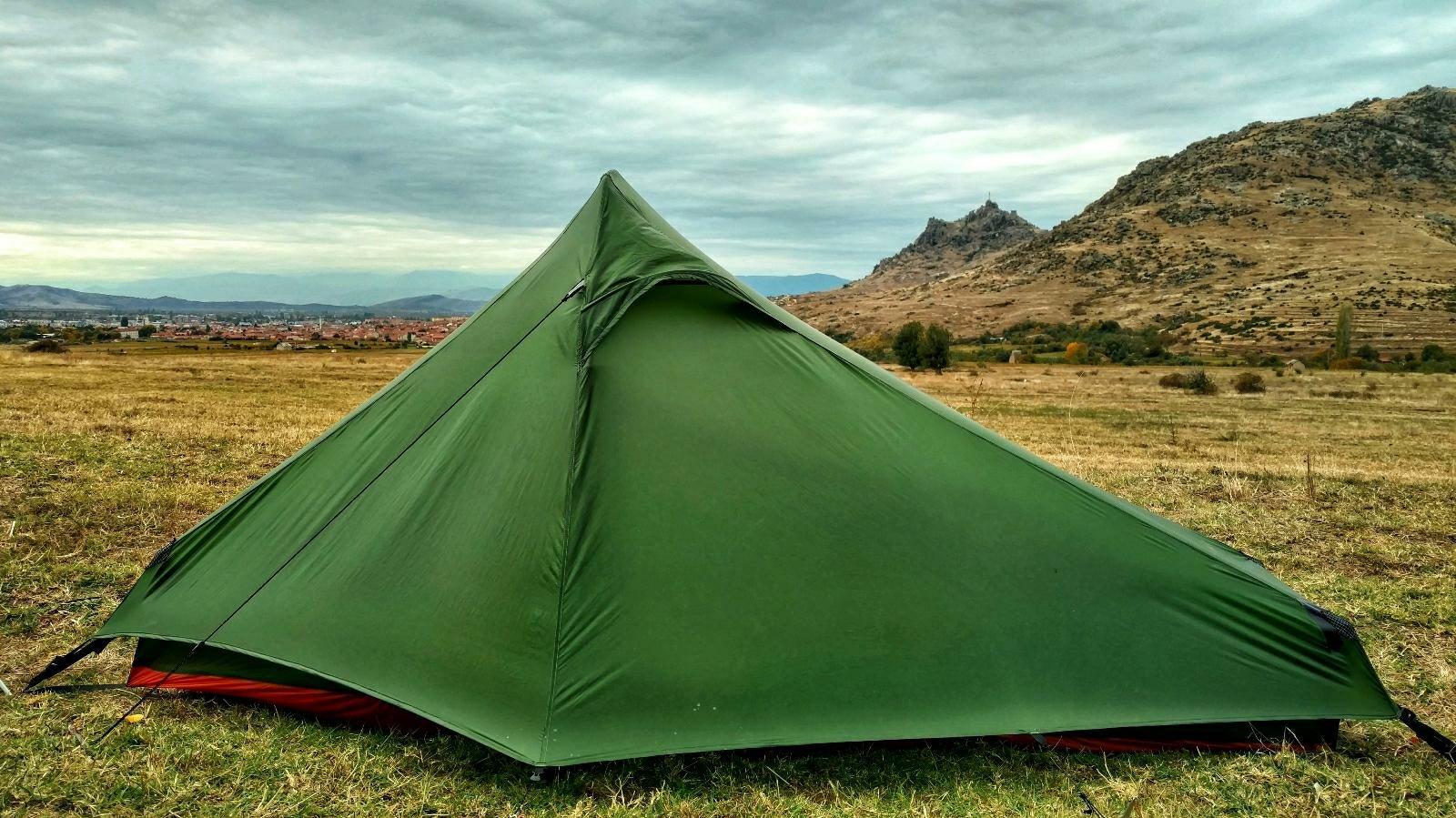 Boulder camp Prilep