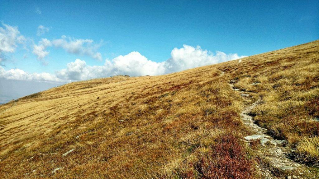 Baba Mountain hiking trail
