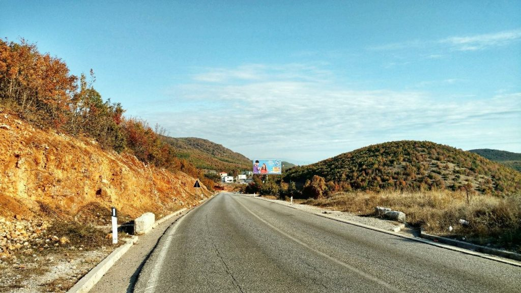 Day 123 Via Egnatia roadhike