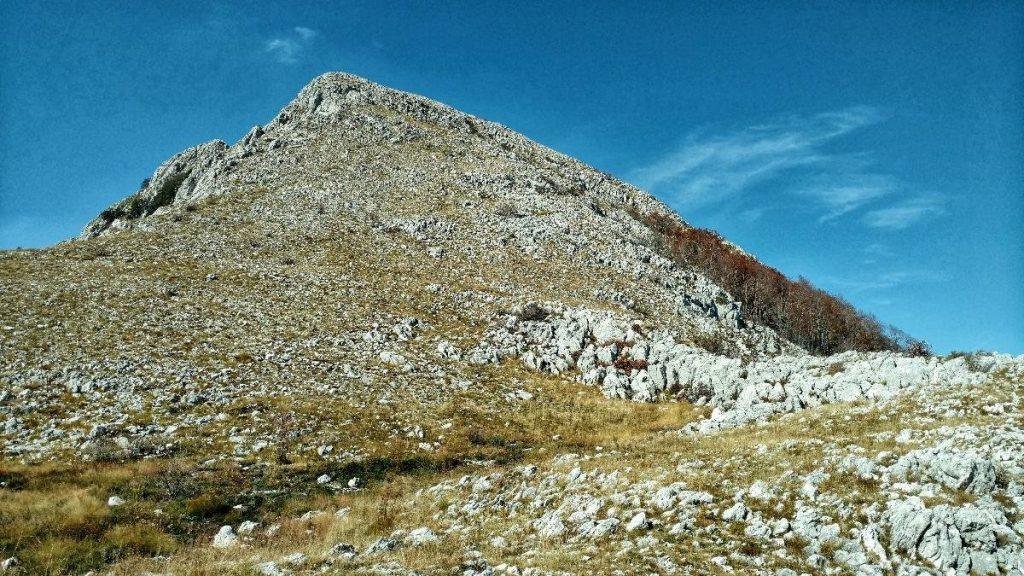 Rumija, de eerste top op de kustroute van Montenegro