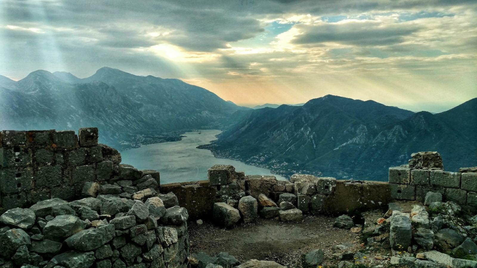 PPT | Day 8: Tvrđava Sveti Andrija - Crkvice
