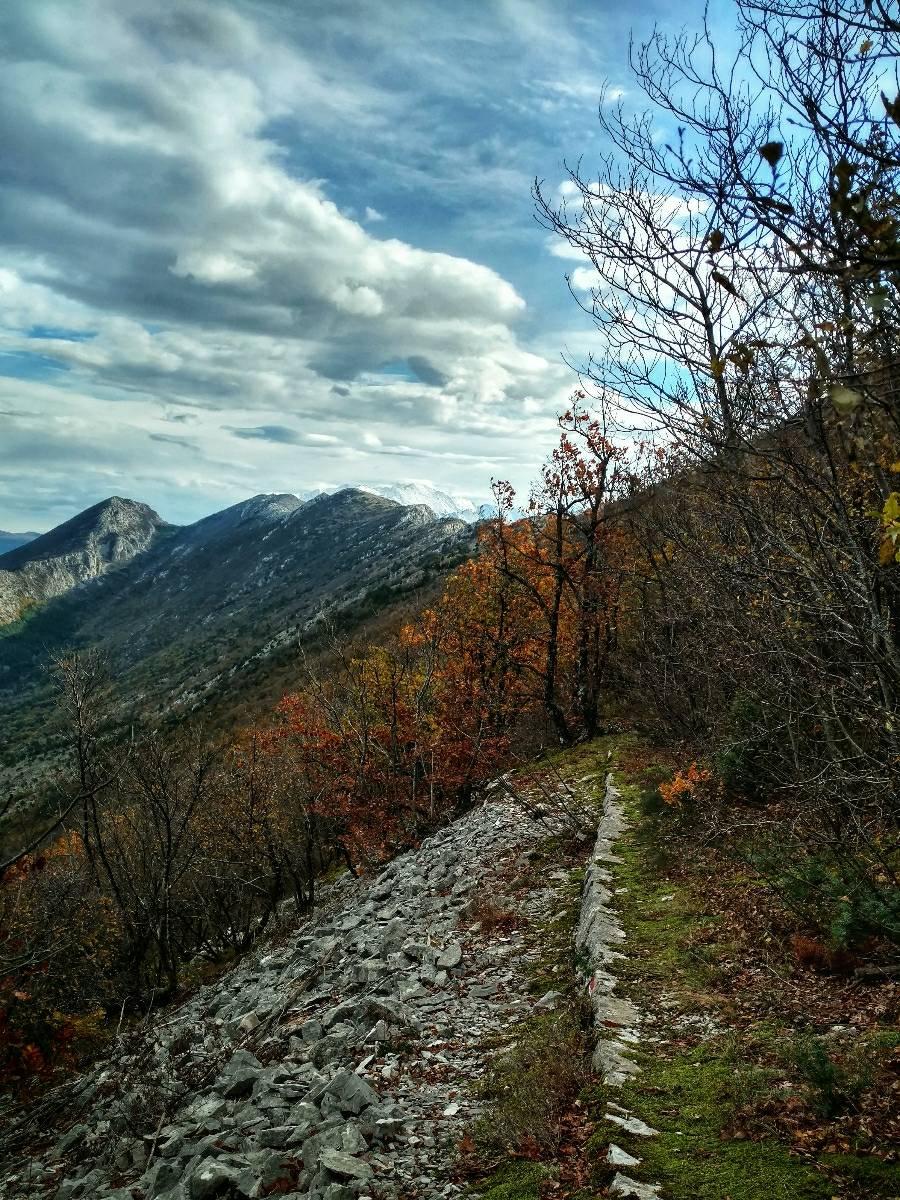 Via Dinarica HR Blue Trail | Stage 17: Omiška Dinara