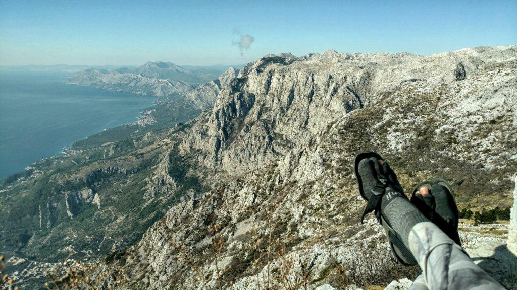 Via Dinarica CROATIA Blue trail, Vošac | Biokovo Nature Park