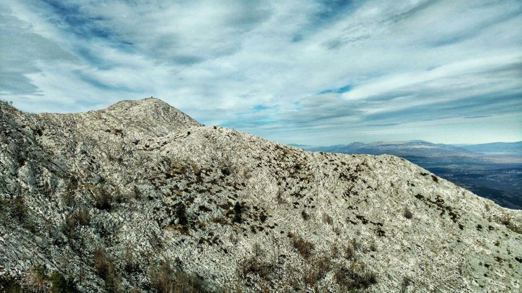 Biokovo Hiking Trail: rocks