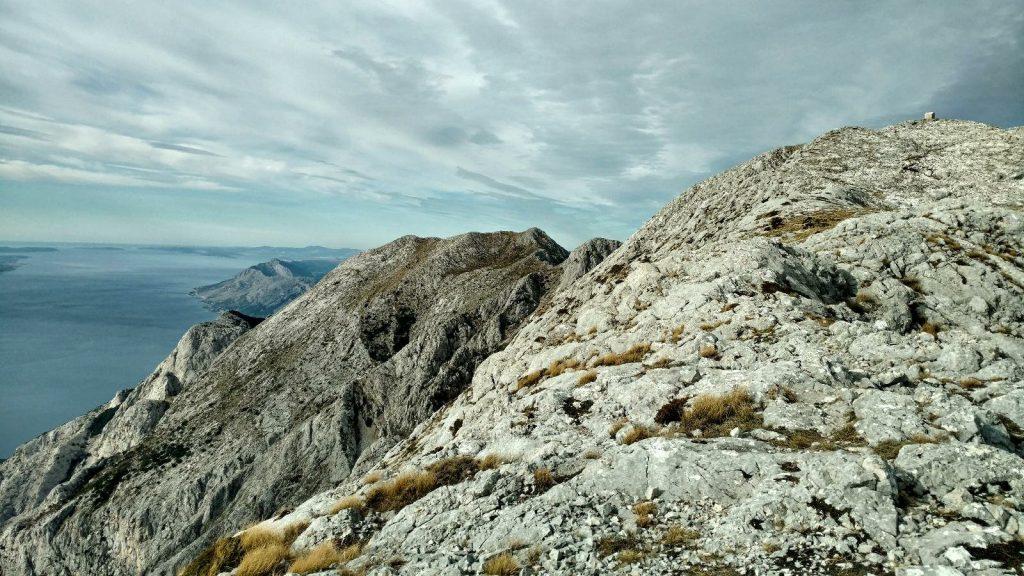 Blue Trail BIOKOVO Hiking Trail