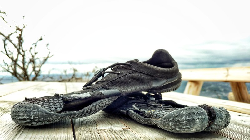 The end of my KSO EVO's | Vibram Five Fingers