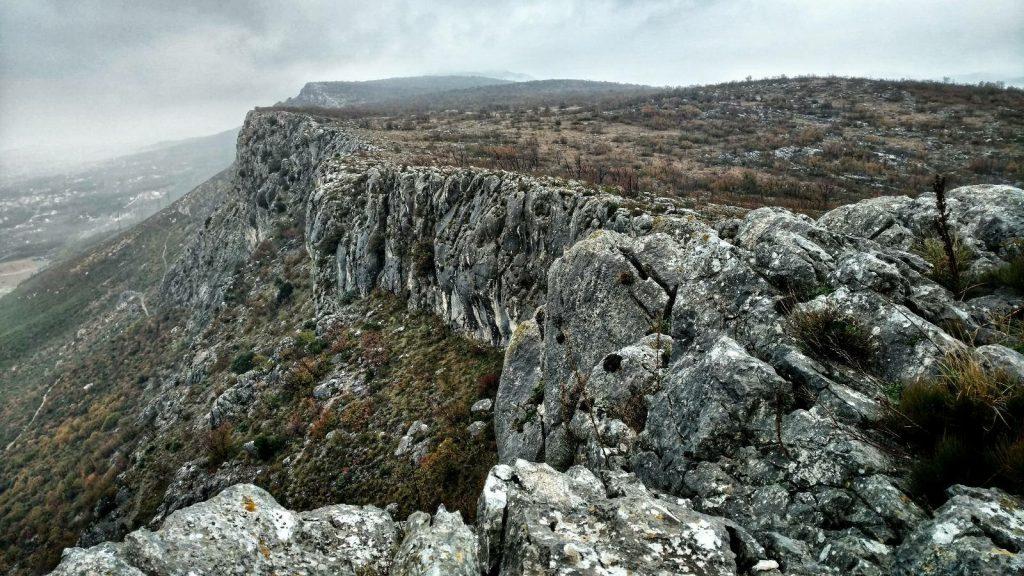 Kozjak Mountain Split