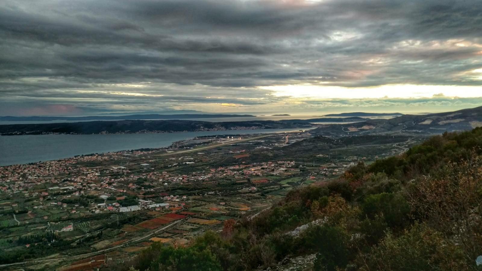 View on Split