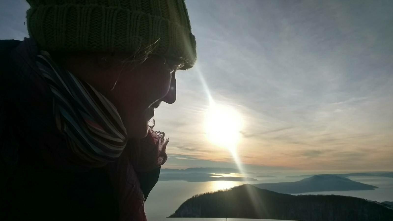 Hiking in Učka Nature Park on the Via Dinarica Blue Trail in Croatia
