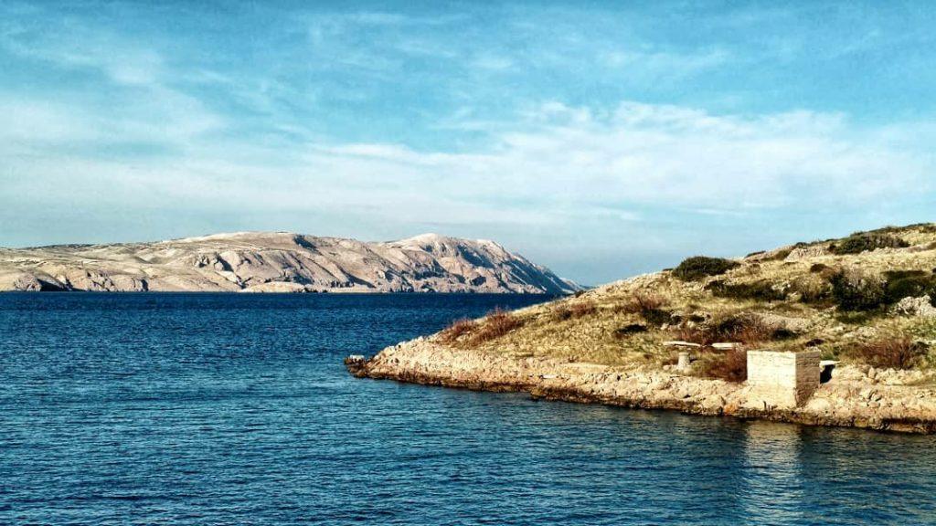 Croatian Coast Island of Rab
