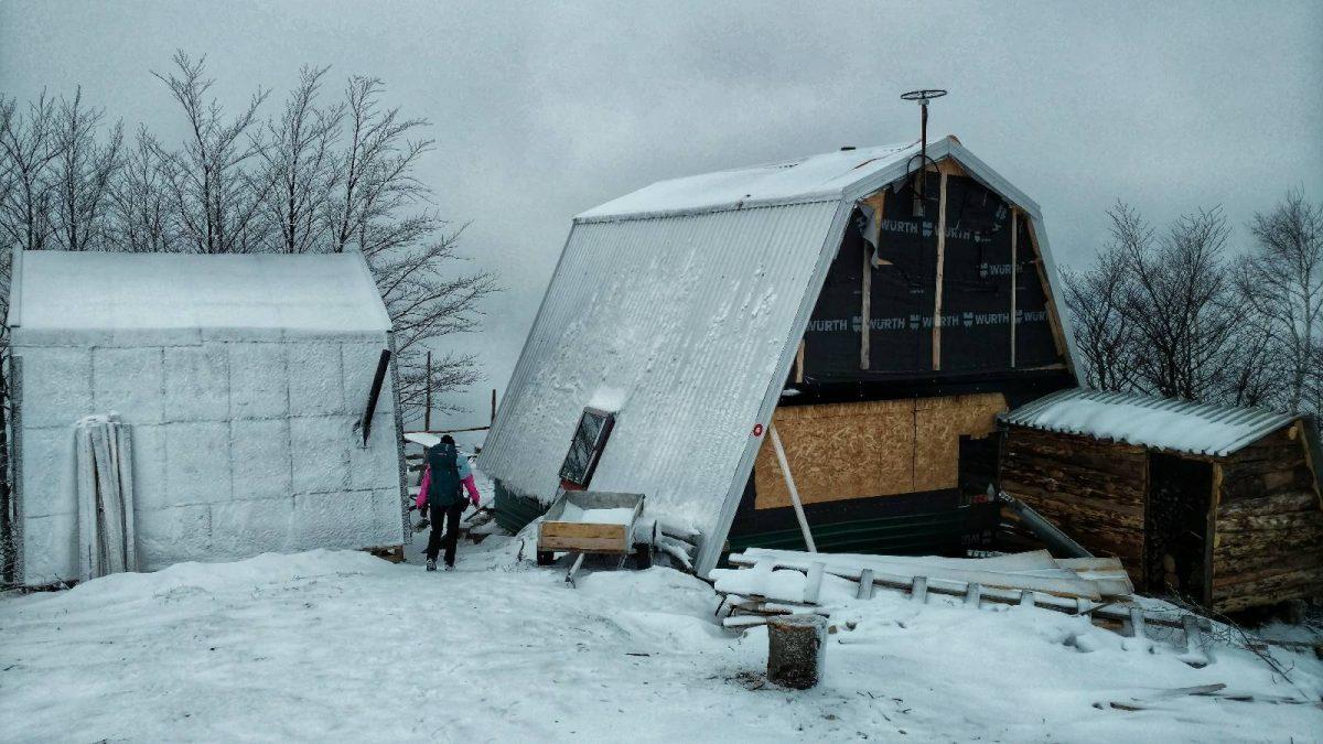 THE hut, Jure Franko
