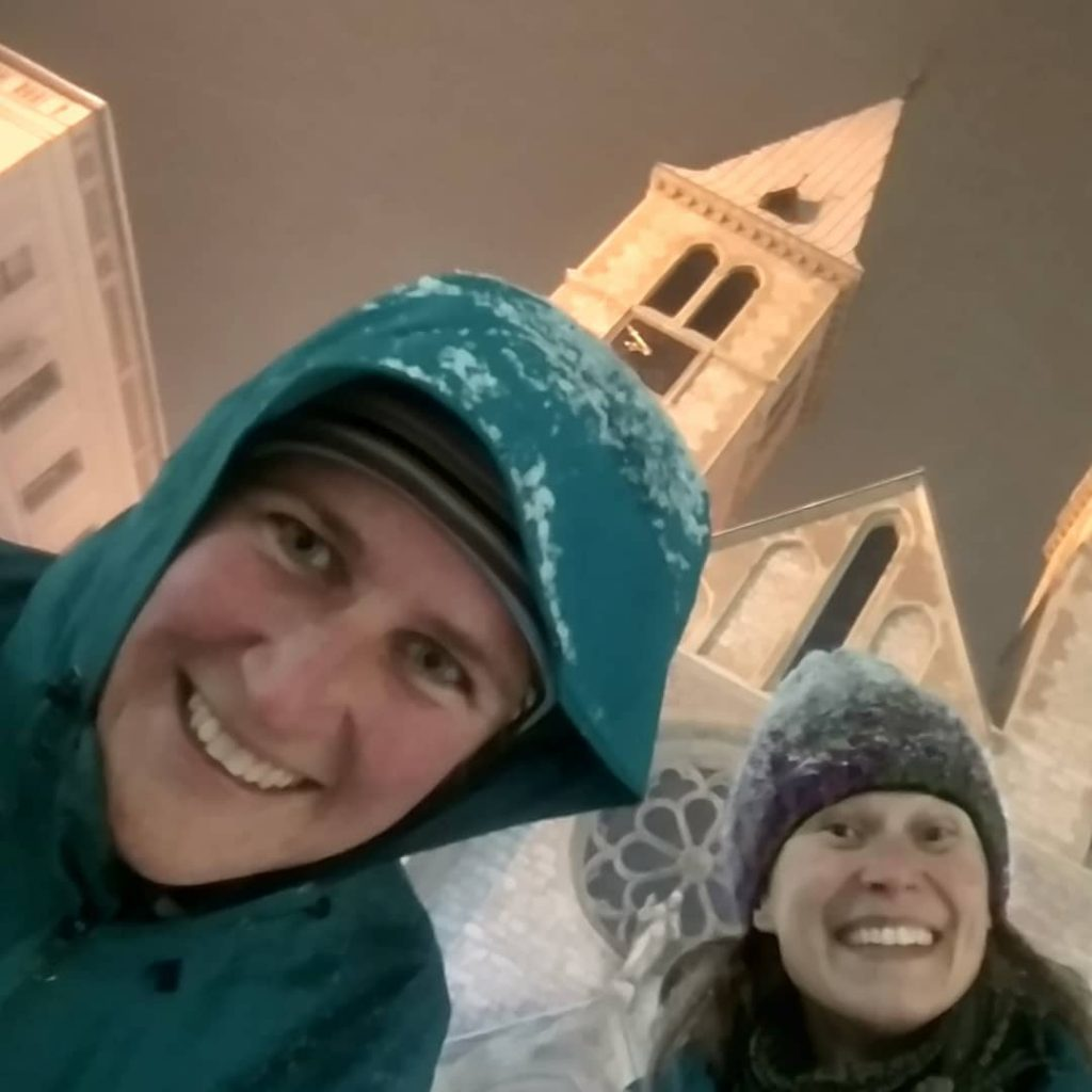 Endorfine | Meet Terhi outdoorblog from Finland