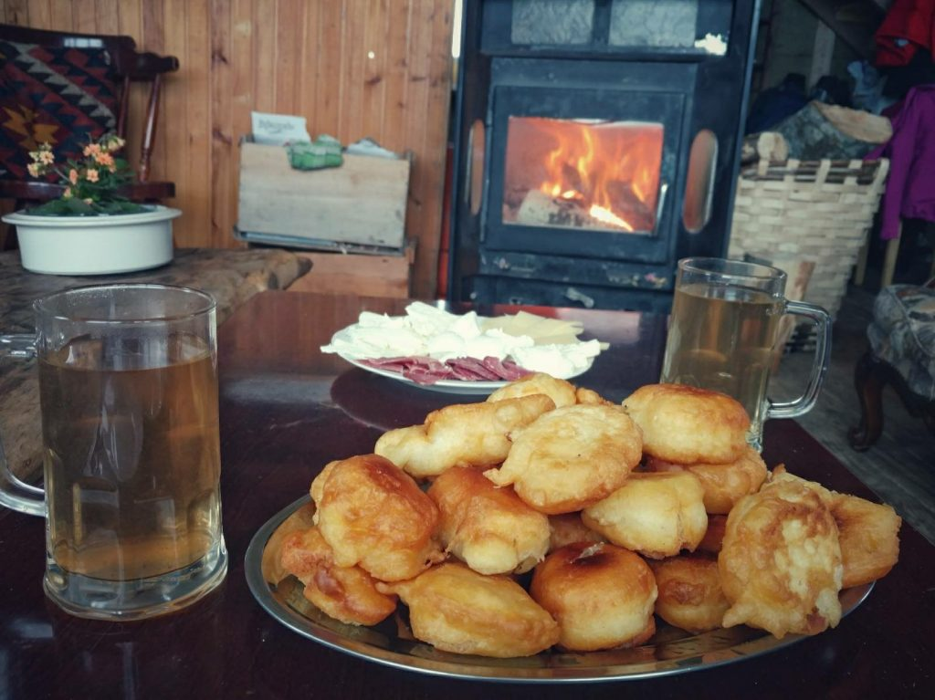 Uštipci for breakfast