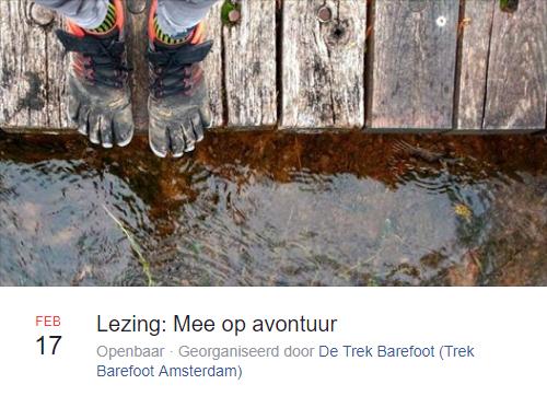 Lezing in Amsterdam: MEE op AVONTUUR door Eva Smeele