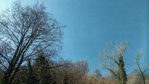 Life in Zagreb | Blue sky day