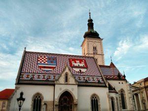 Saint Mark's Church Zagreb