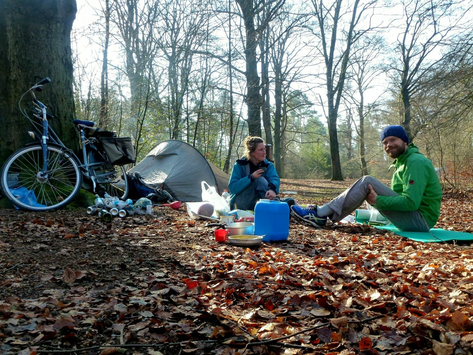 Early Spring MicroAdventure