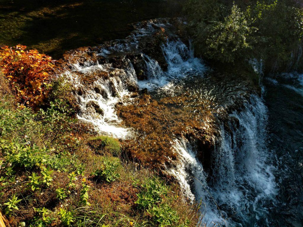 Hiking in Una National Park | Martin Brod waterfalls