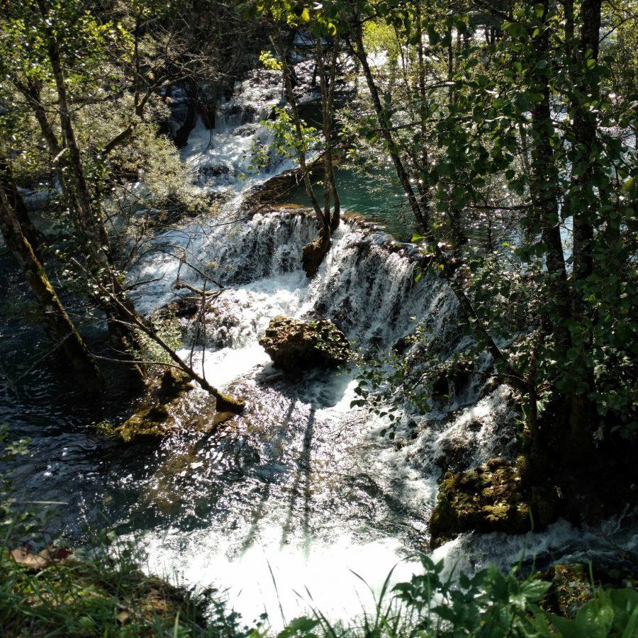 Hiking in Una National Park | Martin Brod Waterfalls Una National Park