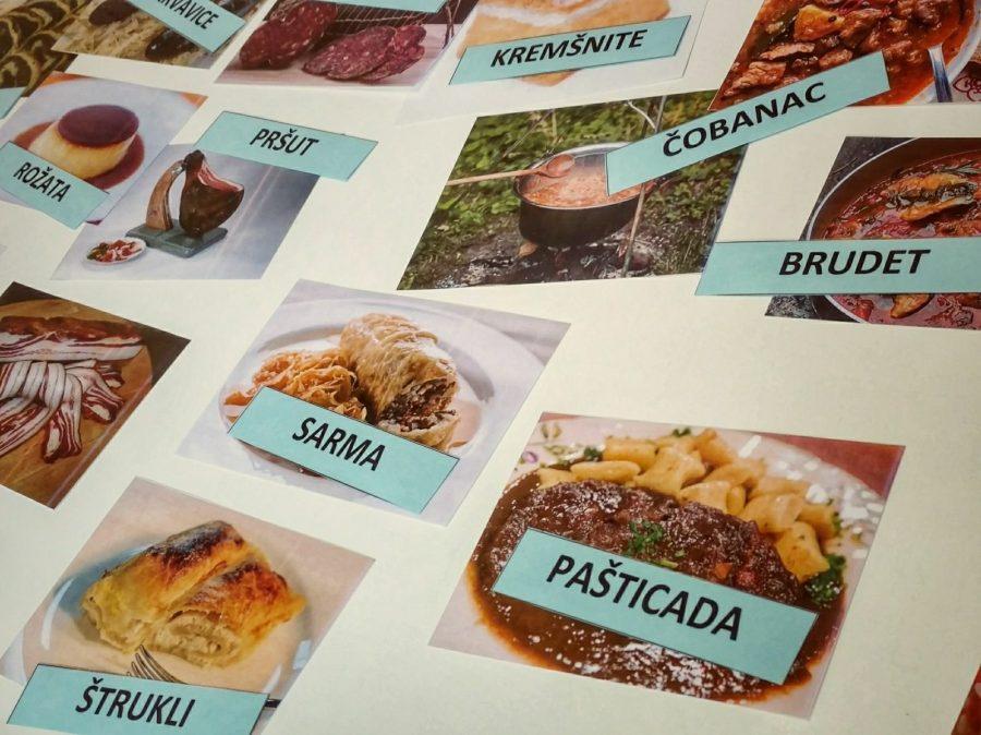 Learning Croatian in Zagreb | Food