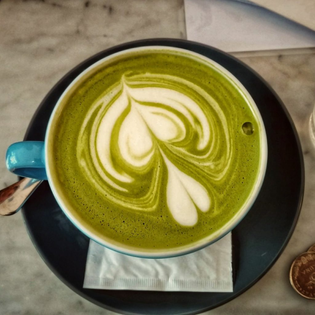 Matcha Latte Green Tea | Life in Zagreb