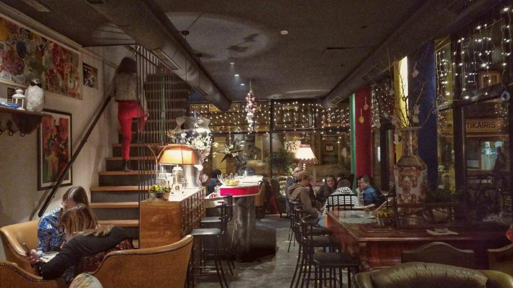 Bar in Zagreb of which I forgot the name | Life in Zagreb
