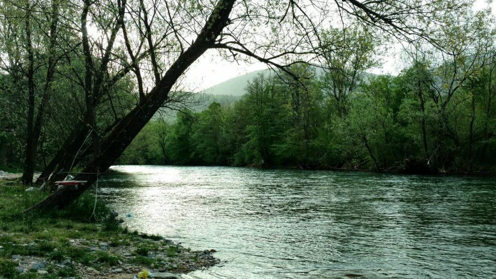River Sana, Bosnia and Herzegovina