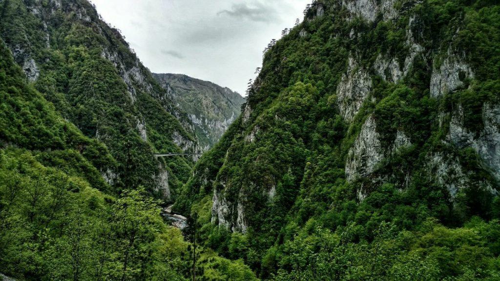 Piva Canyon, Montenegro | Biking from Sarajevo to Mavrovo