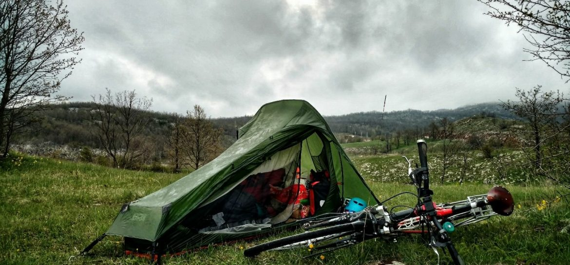 BLOG | Biking from Sarajevo to Mavrovo